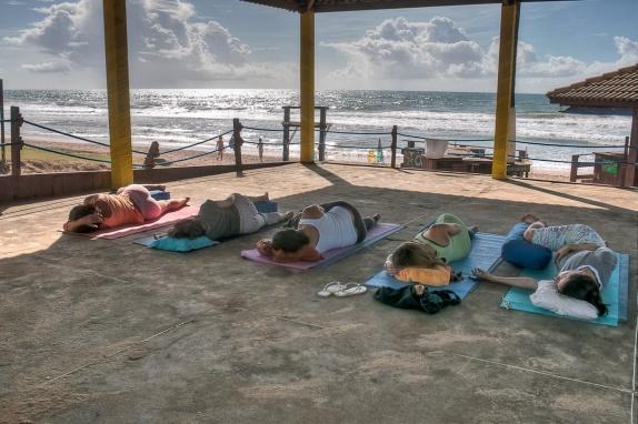 Yoga para Gestantes com Anne Sobotta