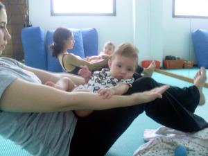 Yoga para Mães e Bebês - Anne Sobotta, Ventre Materno, Salvador BA