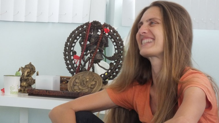 Anne Sobotta, prenatal yoga workshop, workshop de yoga para gestantes
