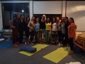 formação em yoga para gestantes com Anne Sobotta