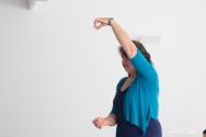 Workshop de Yoga para Preparação ao Parto com Janet Balaskas, org. Anne Sobotta, São Paulo 2015