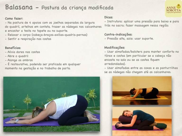 Dicas de yoga para gestantes
