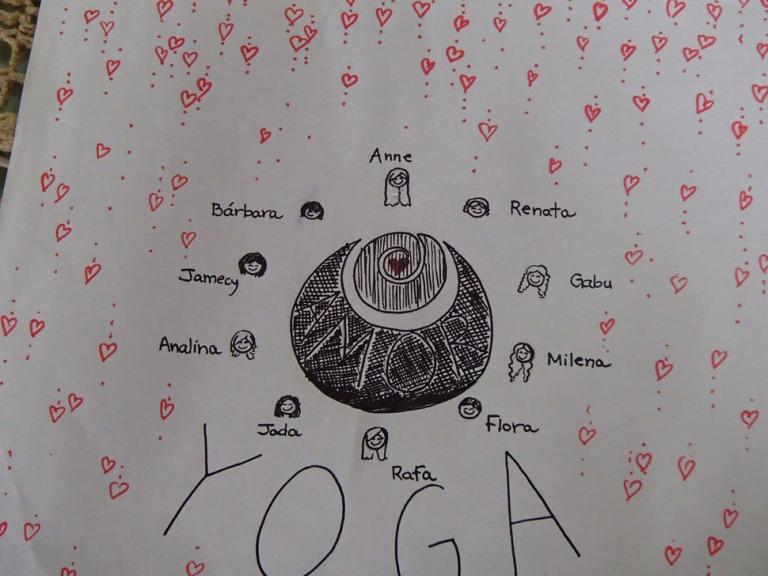 Formação em Yoga para Gestantes com Anne Sobotta, módulo 2, 2015