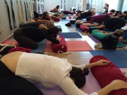 Curso Yoga para Gestantes 2016, São Paulo, com Anne Sobotta