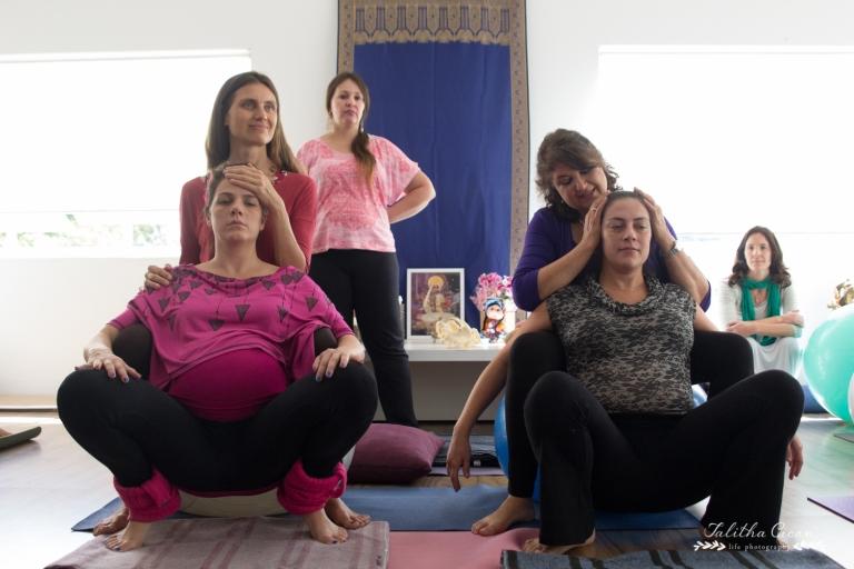 Prenatal yoga - Janet Balaskas & Anne Sobotta